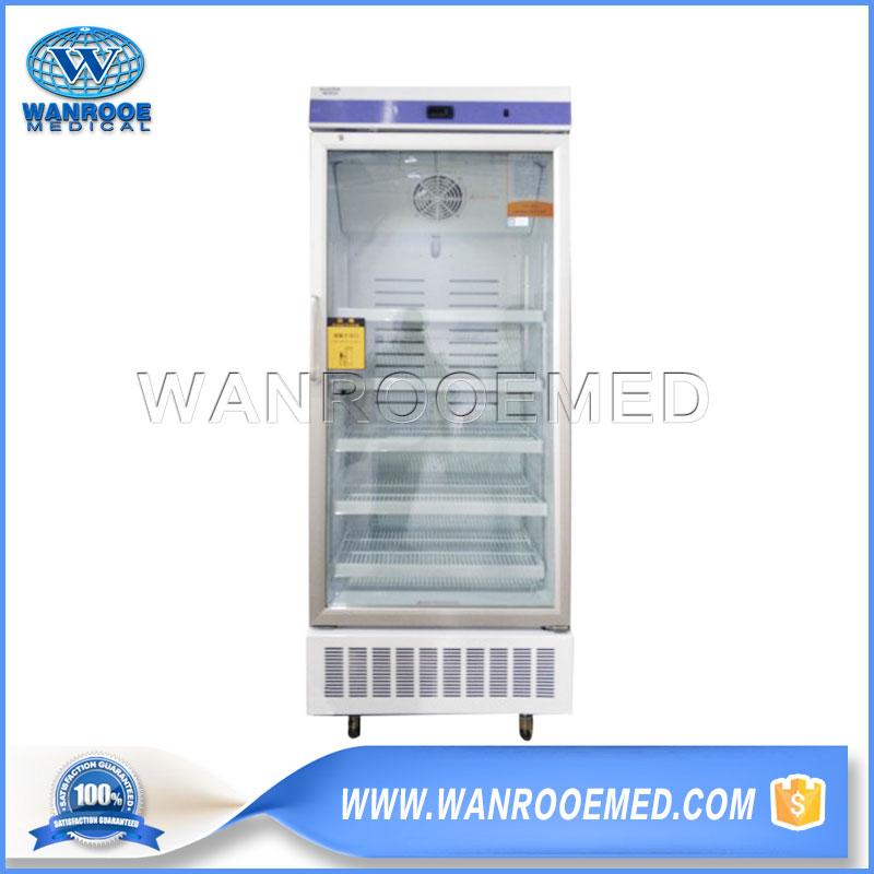 2~ 8°C Pharmacy Refrigerator, Medical Grade Vaccine Refrigerator, Pharmacy Medicine Refrigerator, Medical Refrigerator Freezer