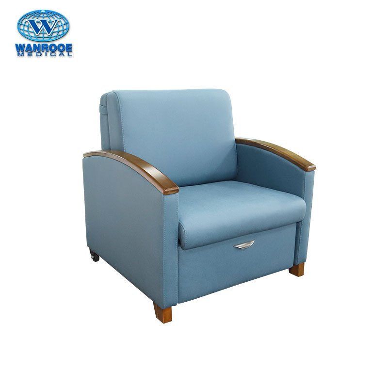 hospital chair bed, hospital pull out chair bed, hospital folding chair bed, medical recliner bed chair, medical chair beds
